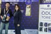 Öğrencimiz Mehmet Akif Kulaksız Ödül Töreninde